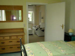 Suite Wildenhain Schlafzimmer